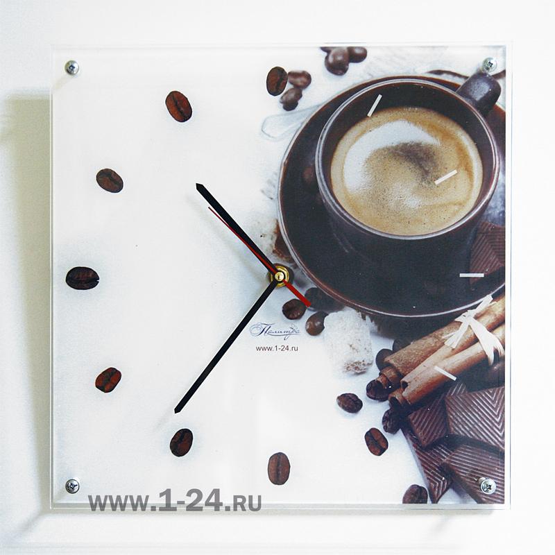 Кофе и шоколад, двойные со стеклом
