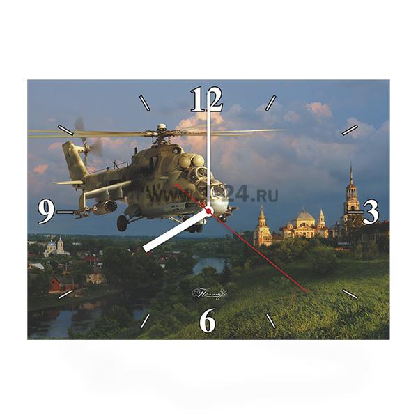 Ми-24 над Торжком, двойные со стеклом