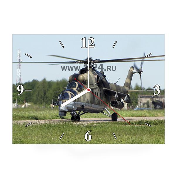 Ми-24: к взлёту готов!, двойные со стеклом
