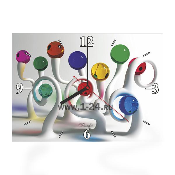Танцующие шарики, двойные со стеклом
