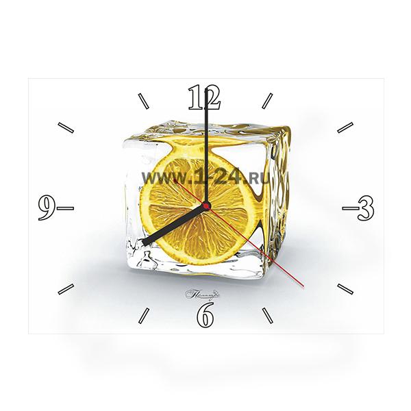 Лимон и лёд, двойные со стеклом