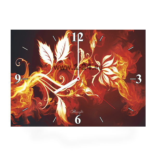Огненный цветок, двойные со стеклом