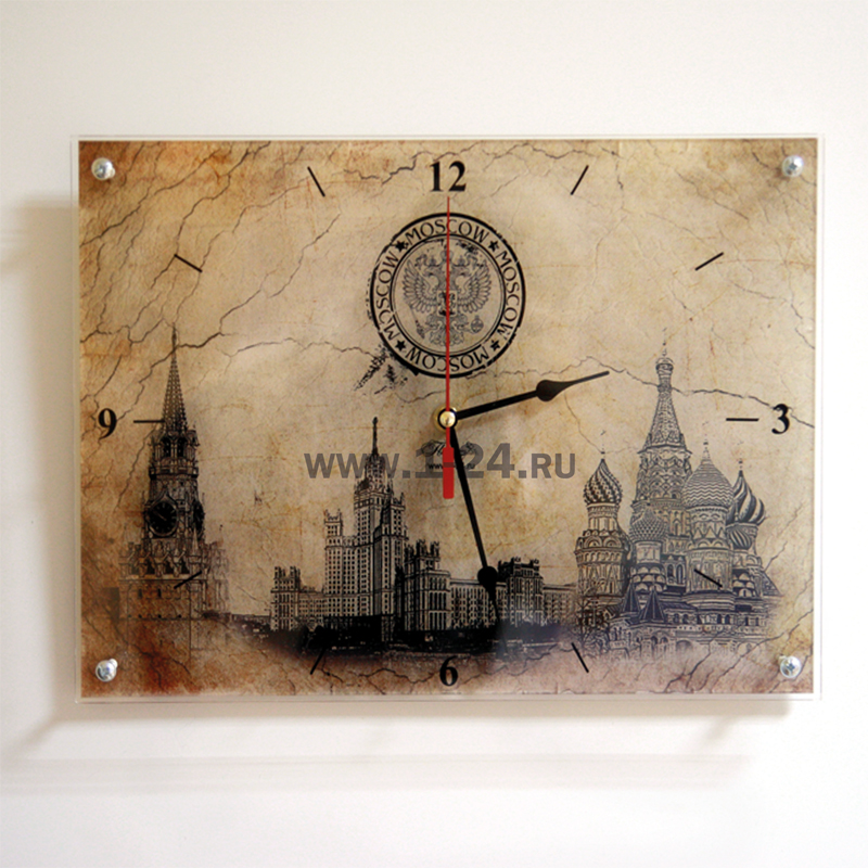 Москва на папирусе, двойные со стеклом