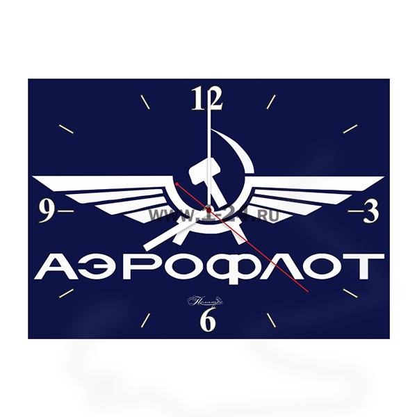 Эмблема Аэрофлота, двойные со стеклом