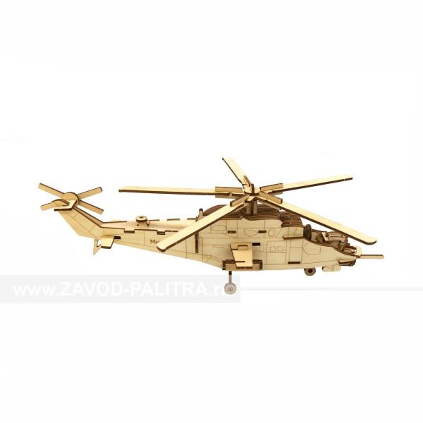 Конструктор Вертолет МИ-35М