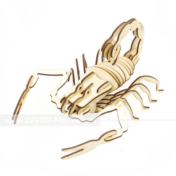Игрушка конструктор Скорпион