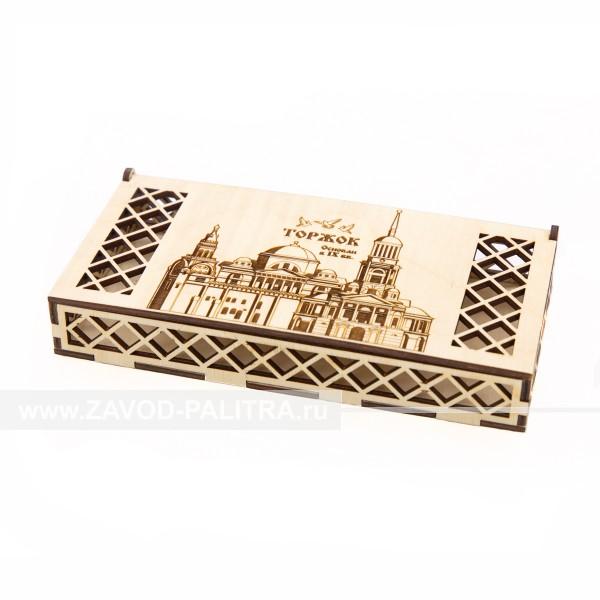 Коробка для денег Торжок Борисоглебский монастырь