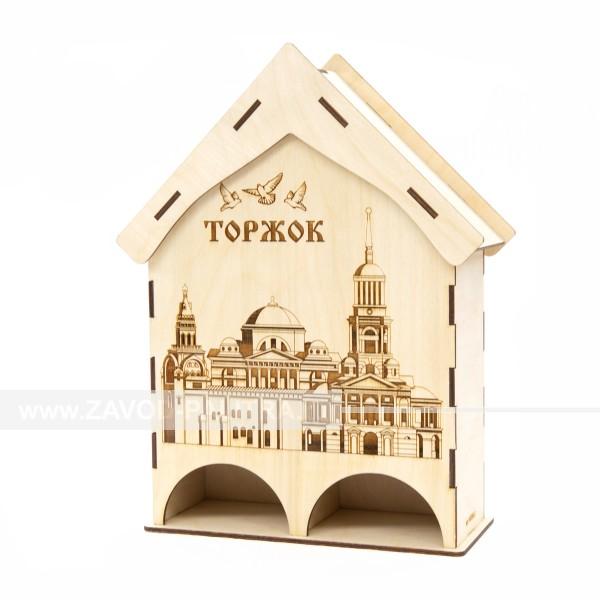 Чайный домик Торжок Борисоглебский монастырь
