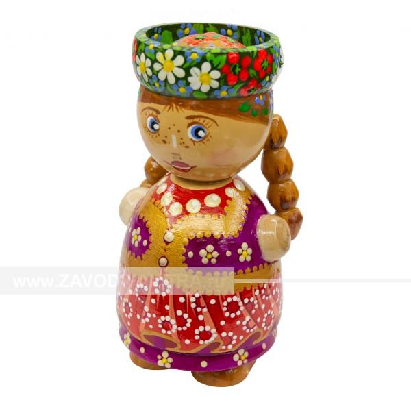 Кукла ручной работы Девушка в веночке