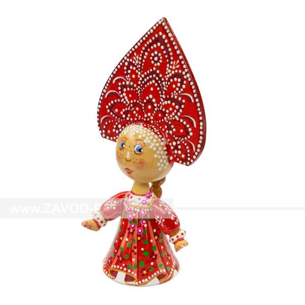 Кукла ручной работы Аленка
