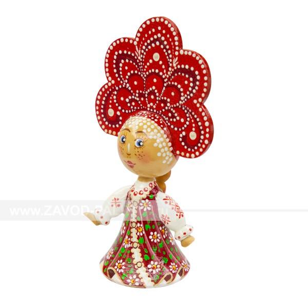 Кукла ручная работа Маша