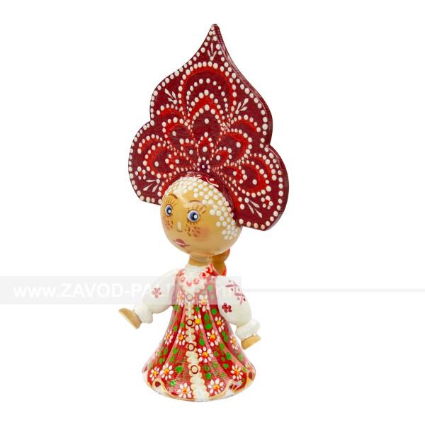Кукла ручной работы Полина