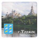 Магнит акриловый Борисоглебский монастырь 57х57