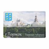 """Макет магнита акрилового """"Борисоглебский монастырь"""" Торжок 2"""