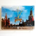 """Часы """"Красная площадь"""" Арт. 00161"""