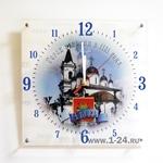 """Часы """"Тверь, Белая Троица"""" Арт. 00171"""