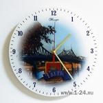 "Часы ""Тверской мост"" Арт. 00174"