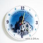 """Часы """"Тверь, Воскресенский собор"""" Арт. 00175"""