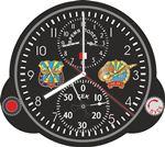 """Часы """"100 лет - ВВС"""" Арт. 00190"""