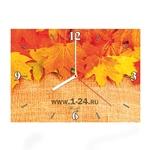 "Часы ""Осень в мешке"" Арт. 00362"