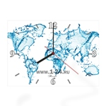 """Часы """"Водный мир"""" Арт. 00363"""
