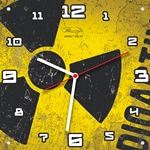 """Часы """"Радиация"""" Арт. 00505"""