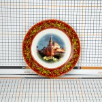 Сувенир, тарелка, печать, недорого, быстро, туристам, завод Палитра