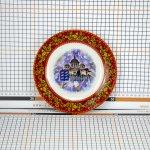 Сувенирная тарелка «Небесные стражи Торжка»