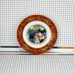 Сувенирная тарелка «Красота древнего Торжка»