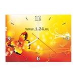 """Часы """"Солнечная бабочка"""" Арт. 00350"""