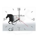 "Часы ""Половина лошади"" Арт. 00380"
