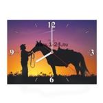 """Часы """"Лошадь"""" Арт. 00403"""