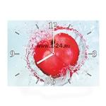 """Часы """"Персик"""" Арт. 00412"""