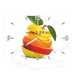 "Часы ""Дольки"" Арт. 00415"