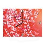"""Часы """"Цветник"""" Арт. 00433"""