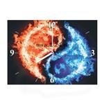 """Часы """"Огонь и вода"""" Арт. 00437"""