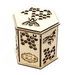 Коробочка для меда Пчела 60057-2