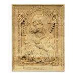 Икона из дерева Икона Божией Матери 315х250